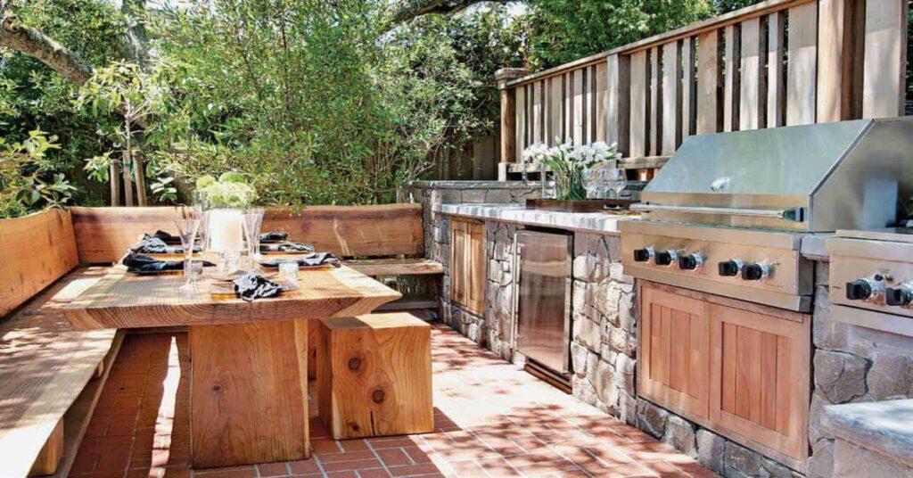 Kitchen Outdoor