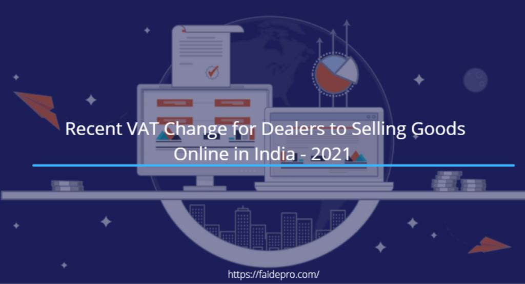 VAT Changes 2021