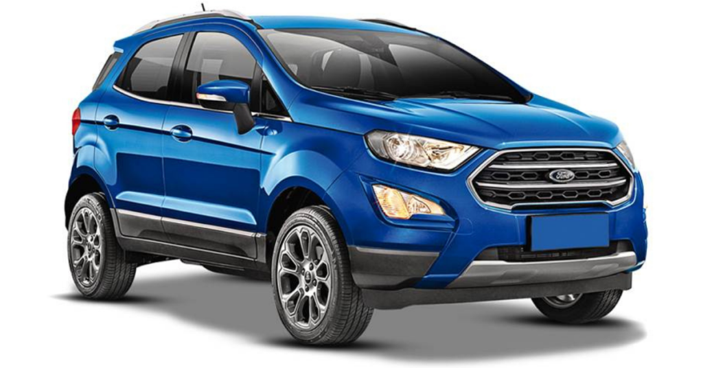 SUV - Ford EcoSport