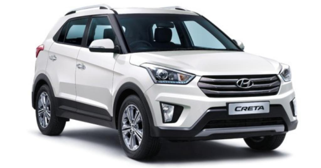 SUV - Hyundai Creta