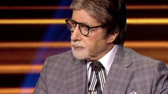 Amitabh Bachchan on KBC13